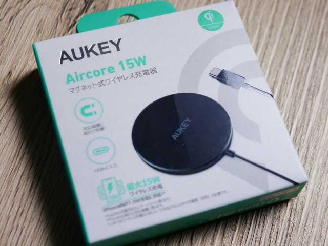AUKEY Aircore 15W