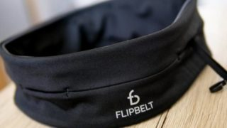 最強ポーチ「FlipBelt(フリップベルト)」を使ってみたら、本当に便利過ぎた!!