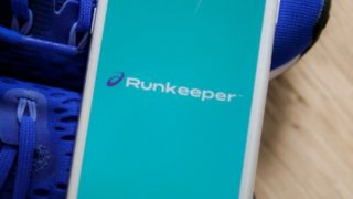 アシックスRunkeeper(ランキーパー)の使い方、登録からランニングの記録を付ける方法